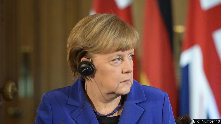 Den tyska förbundskanslern Angela Merkel har tidigare uttalat sig kritiskt mot det amerikanska spionaget. Arkivbild.