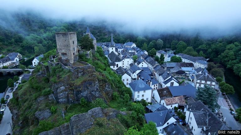 Luxemburg är EU:s rikaste land räknat på BNP per person. Arkivbild.