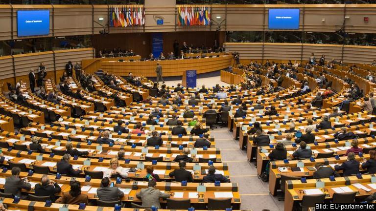 Foto: EU-parlamentet