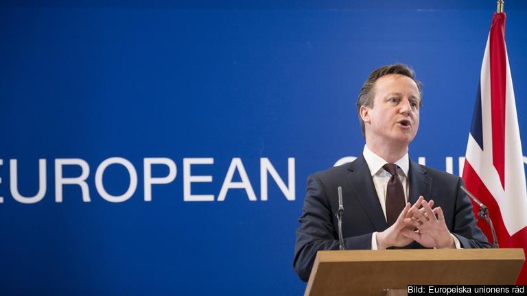 Den brittiske konservativa premiärministern David Cameron anser att EU har för stor makt något som dock inte bekräftas av påkostad statlig utredning i frågan.