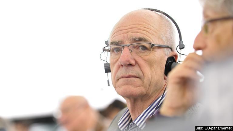 Socialdemokraternas EU-parlamentariker Olle Ludvigsson sitter i det tillfälliga skatteutskottet. Arkivbild.