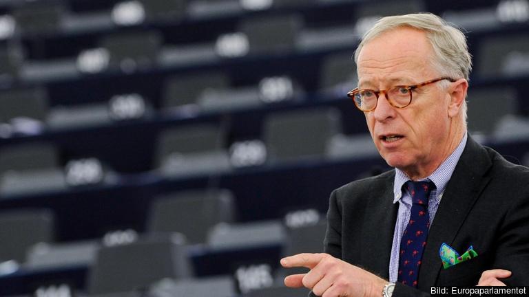 Gunnar Hökmark gör sin tredje mandatperiod i EU-parlamentet.