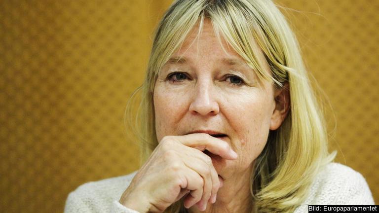 Socialdemokraten Marita Ulvskog sitter sin andra mandatperiod i EU-parlamentet. Arkivbild.