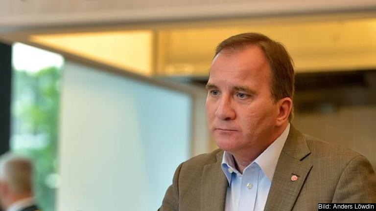 Statsminister Stefan Löfven (S) har arbetat för att en revidering ska komma till stånd. Arkivbild.