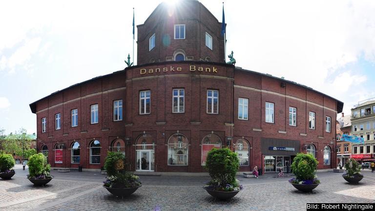 Danske Bank är en av de danska banker som vill att Danmark går med i EU:s bankunionen. Arkivbild.