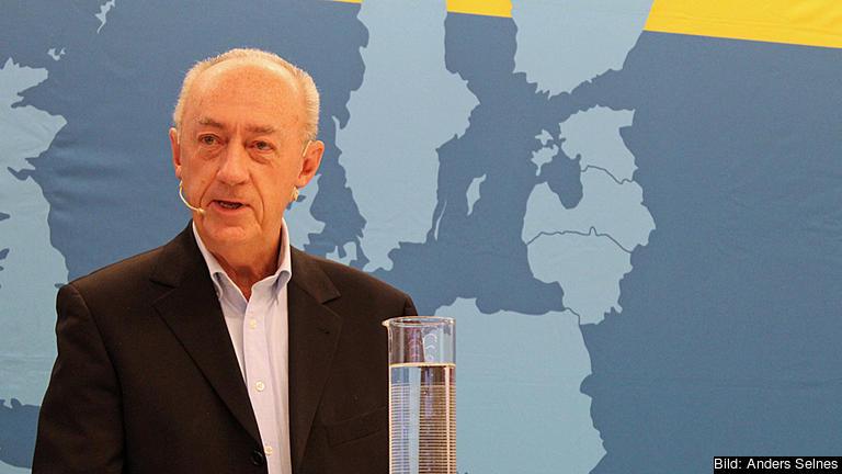 EU-kommissionens specielle rådgivare Allan Larsson presenterade på fredagen kommissionens upplägg med den så kallade sociala pelaren.