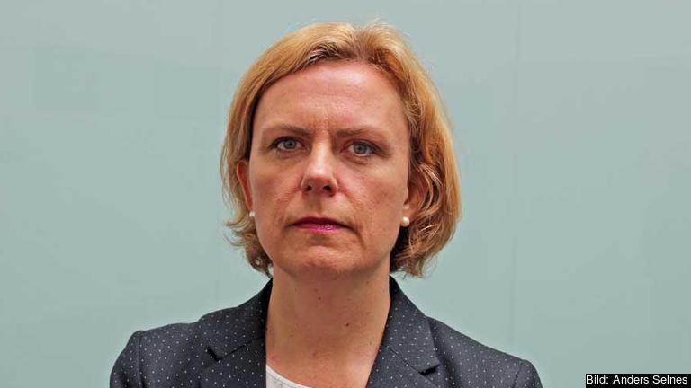 Katarina Areskoug Mascarenhas chef för EU-kommissionens representation i Sverige.