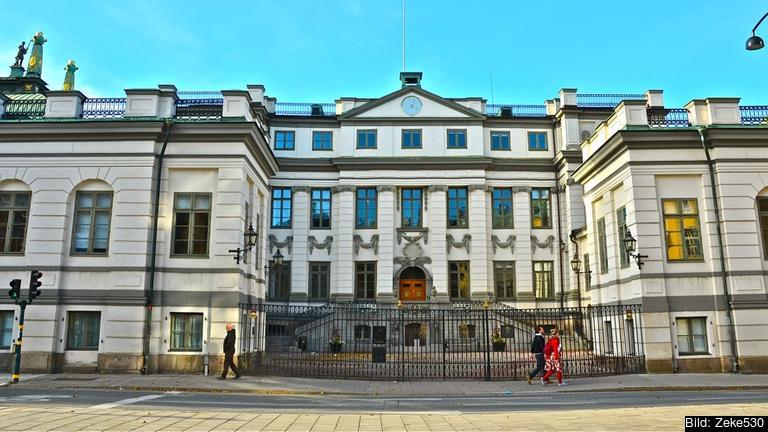 Bondska palatset, Högsta domstolen.