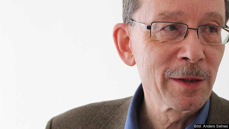 Lars Calmfors professor vid Institutet för internationell ekonomi Stockholm Universitet.