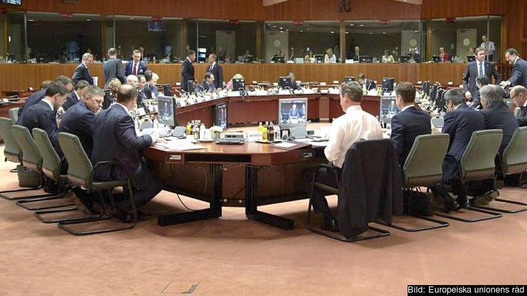 EU-ländernas stats- och regeringschefer träffas på onsdag i Bryssel för att enas om flera EU-toppjobb. Arkivbild.