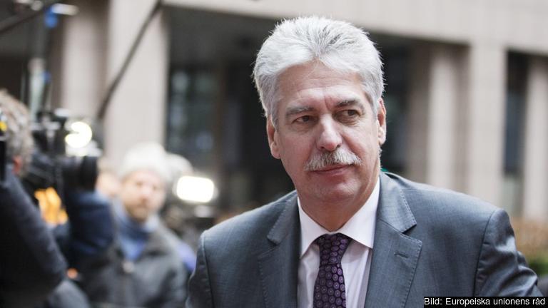 Österrikes finansminister Hans Jörg Schelling. Arkivbild.