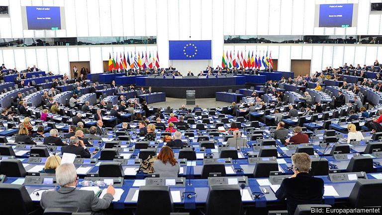 I nästa vecka röstar EU-parlamentet om sin ställning i frågan om TTIP och ISDS-klausulen. Arkivbild.