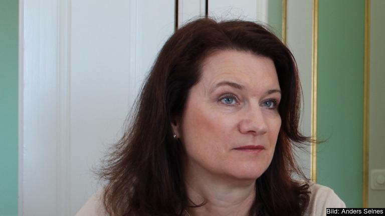 EU- och handelsminister Ann Linde (S) ger sitt fulla stöd till fortsatta TTIP-förhandlingar. Arkivbild.