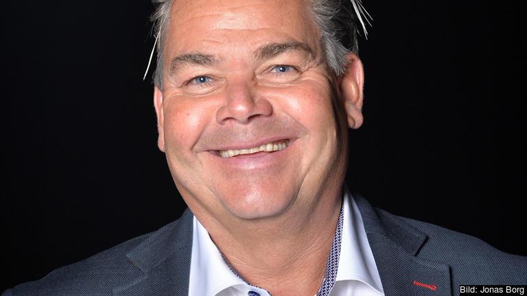 Årets europé 2016 Jonas Berg, ICA-handlare i Södertälje.