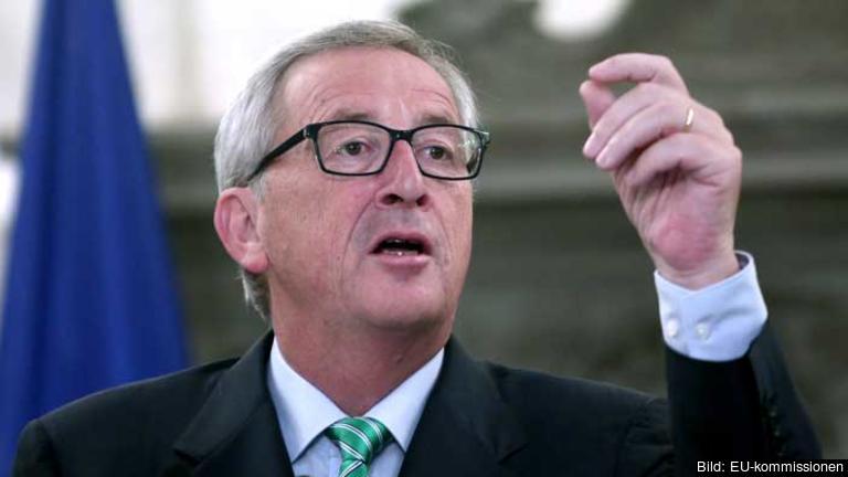 Den nye kommissionärsordföranden Jean-Claude Juncker har problem med att få medlemsländerna att nominera kvinnor till kommissionen. Arkivbild.