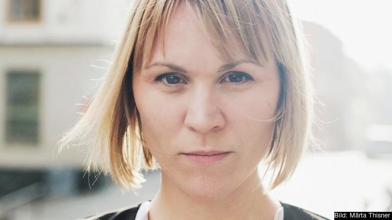 Linnéa Engström. Arkivbild.