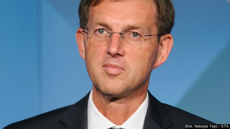 Den slovenske premiärministern Miro Cera går i klinch med EU-parlamentet.