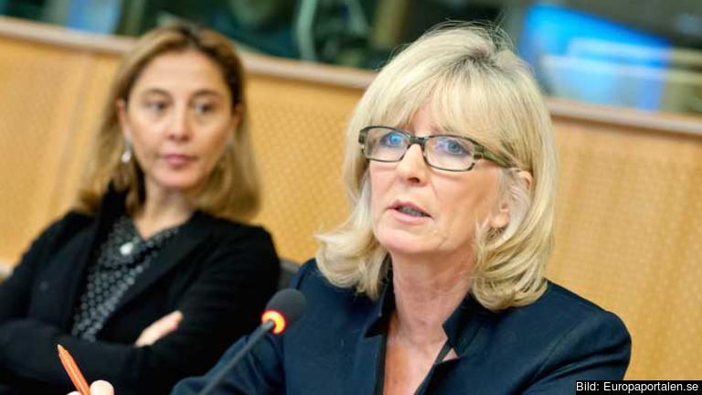 EU:s ombudsman Emily O'Reilly.