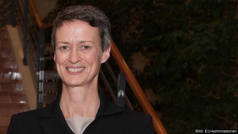Gertrud Ingestad har arbetat på EU-kommissionen sedan 1995. Arkivbild.