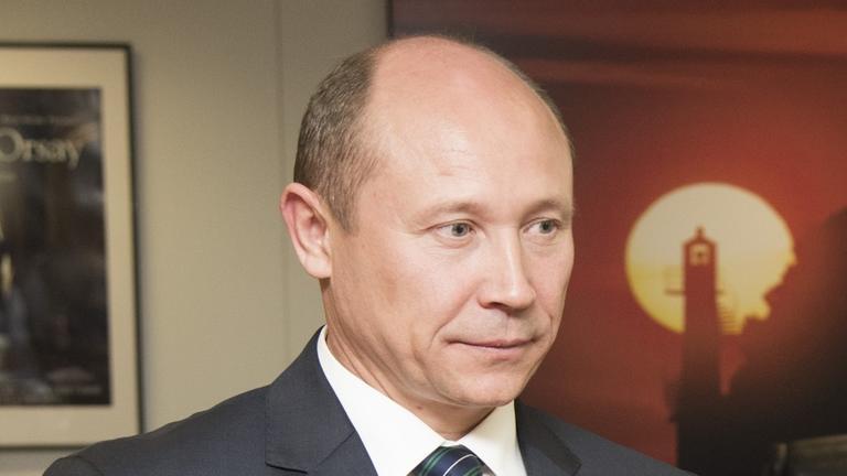 Moldaviens premiärminister Valeriu Streleţ. Arkivbild.