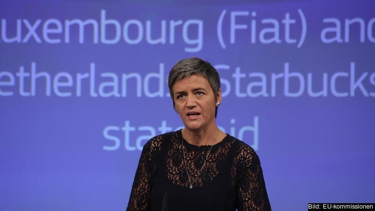 EU:s konkurrenskommissionär Margrethe Vestager granskar även andra misstänkt olagliga skatteupplägg.
