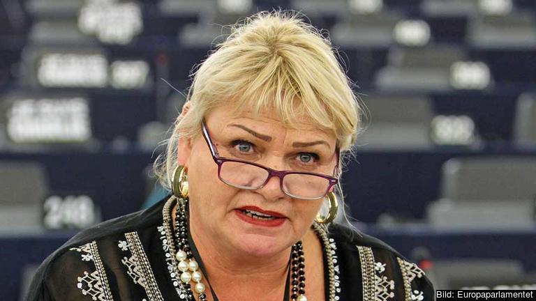 Europaparlamentariker Soraya Post (FI).