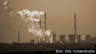 Ruhrområdet i västra Tyskland har länge varit en ekonomisk motor i landet. Arkivbild.