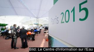 FN:s klimatkonferens äger rum i Paris mellan 30 november och 11 december. Arkivbild.