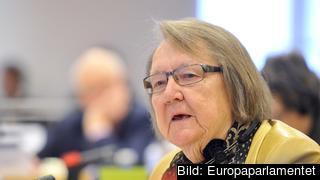 Folkpartiets Marit Paulsen har framför allt arbetat med jordbruksfrågor i EU-parlamentet. Arkivbild.