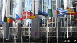 Stödet för EU har blivit påtagligt starkare i en del medlemsländer. Arkivbild.