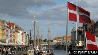 18 juni går danskarna till parlamentsval. Arkivbild.