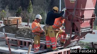 Flera gränsöverskridande arbetsmarknadsfrågor regleras på EU-nivå. Arkivbild.