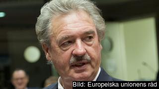 Luxemburgs EU- och utrikesminister Jean Asselborn. Arkivbild.