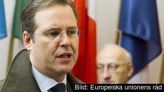 Sveriges tidigare finansminister Anders Borg. Arkivbild.