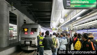Foto: Migrationsverket