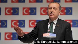 Den turkiske presidenten Recep Tayyip Erdoğan. Arkivbild.