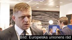 Slovakiens premiärminister Robert Fico. Foto: Europeiska unionens råd