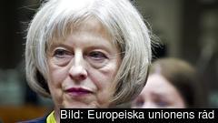 Storbritanniens nya premiärminister Theresa May måste säkra brittisk handel efter att landet lämnar EU. Arkivbild.