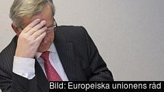 Juncker får ytterligare sten på bördan. Arkivbild.