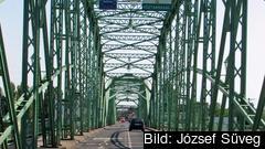 Gräns mot Ungern. Foto: József Süveg